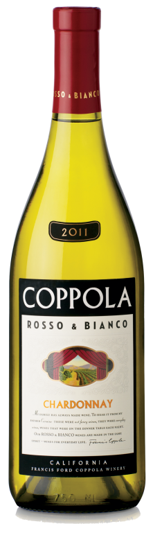 2011 Rosso & Bianco Chardonnay