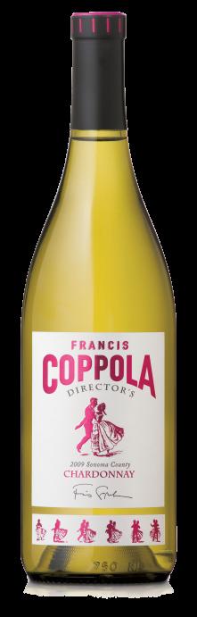 2011 Francis Coppola Director's Sonoma Coast Chardonnay