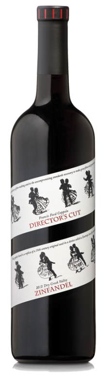 Director's Cut 2012 Dry Creek Valley Zinfandel