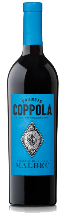 Francis Coppola Diamomd Collection Celestial Blue Label Malbec